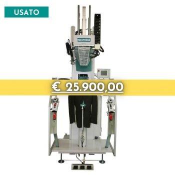 Pressa Stiro Collo e Giacca Uomo Mod. IPN-VH-23-08A-083.1