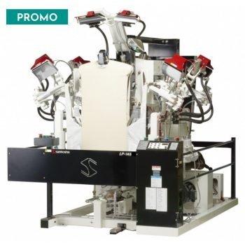 Pressa Doppia Stiro Camicia Mod. LP-145E-V3