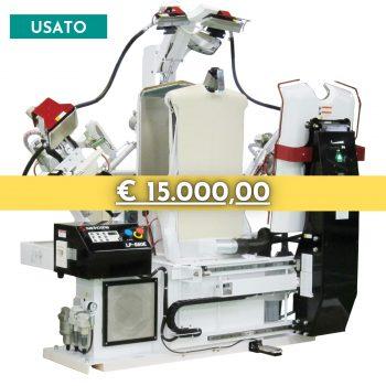 Macchina Automatica Stiro Camicia LP-550E-V2