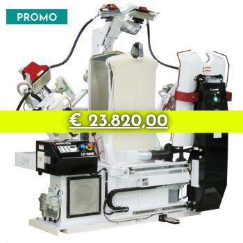 Macchina Automatica Stiro Camicia LP-550E-V3