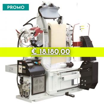 macchina automatica stiro camicia LP-560E-V2