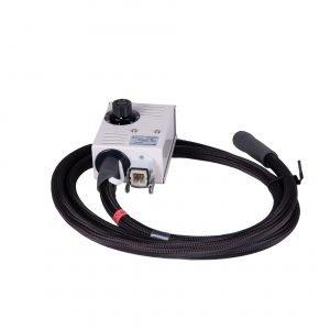 Solenoid Valve SV-10 220V With 250 CM Steam Teflon Hose For Electric Steam Iron Mod. AHS-500