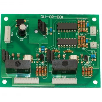 Circuit Board DU-02-E01 For Table FBJ-SE
